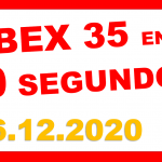 IBEX 35 en 60 segundos.