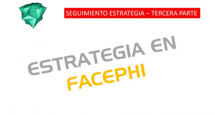 CARTERA en BOLSA 2021 🟢 ANÁLISIS TÉCNICO FACEPHI y NUESTRA ESTRATEGIA de INVERSIÓN 🟢 TERCERA PARTE