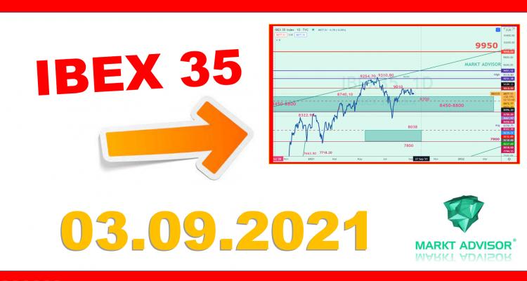 IBEX 35 cotiza en el 8860 que os adelantamos en el video previo ¿y ahora qué ?